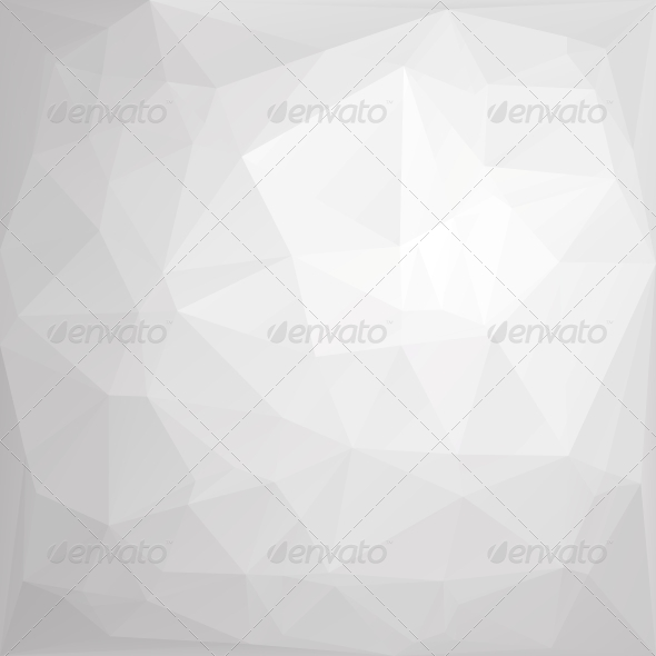 GraphicRiver Abstract Triangles Background 5739376