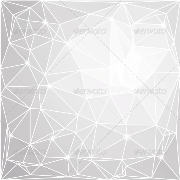 GraphicRiver Abstract Triangles Background 5739379