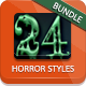 Halloween And Horror Styles - Bundle - GraphicRiver Item for Sale