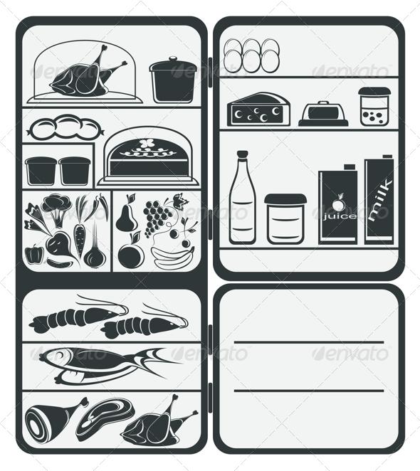 GraphicRiver Refrigerator 5739441