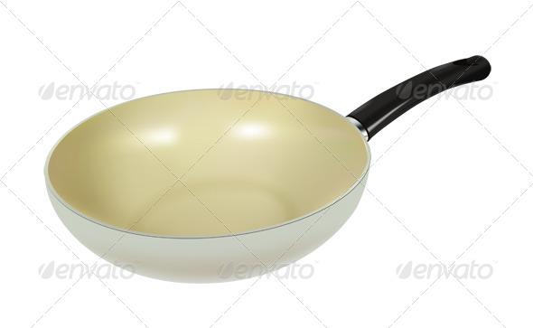GraphicRiver Ceramic Pan 5739460