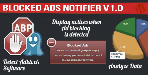 CodeCanyon BAN Blocked Ads Notifier With Statistics 5740058