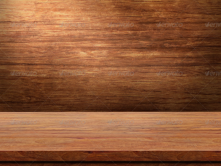 Wooden table backgrounds by creativeartx graphicriver for Table wallpaper