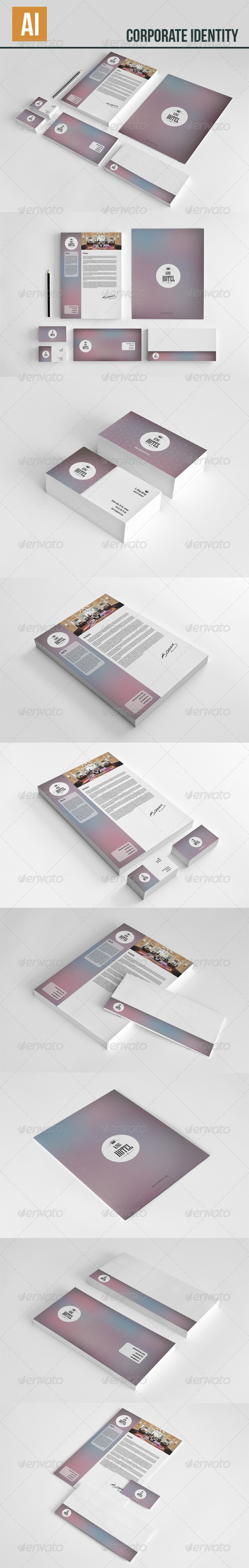GraphicRiver Corporate Identity 5674811
