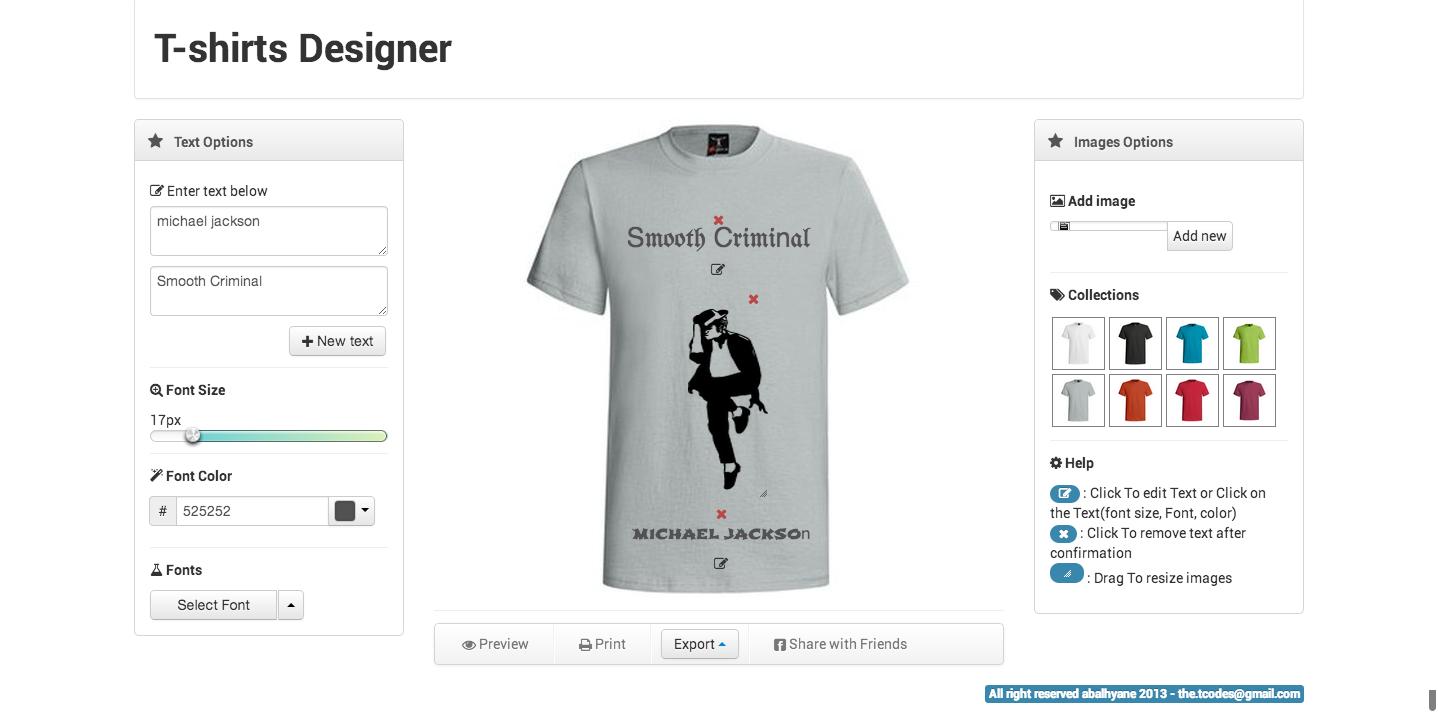 Shirt design generator - T Shirts Designer Png