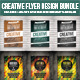 Creative Flyer Design Bundle - GraphicRiver Item for Sale