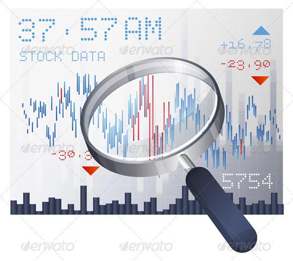 GraphicRiver Stock Market Data 5741227