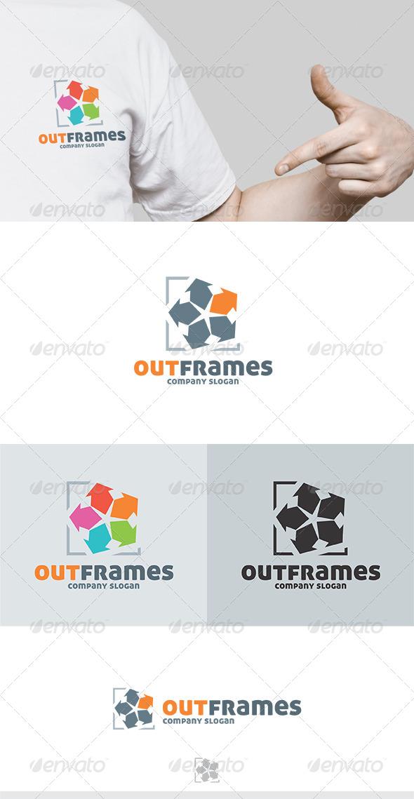 Out Frames Logo
