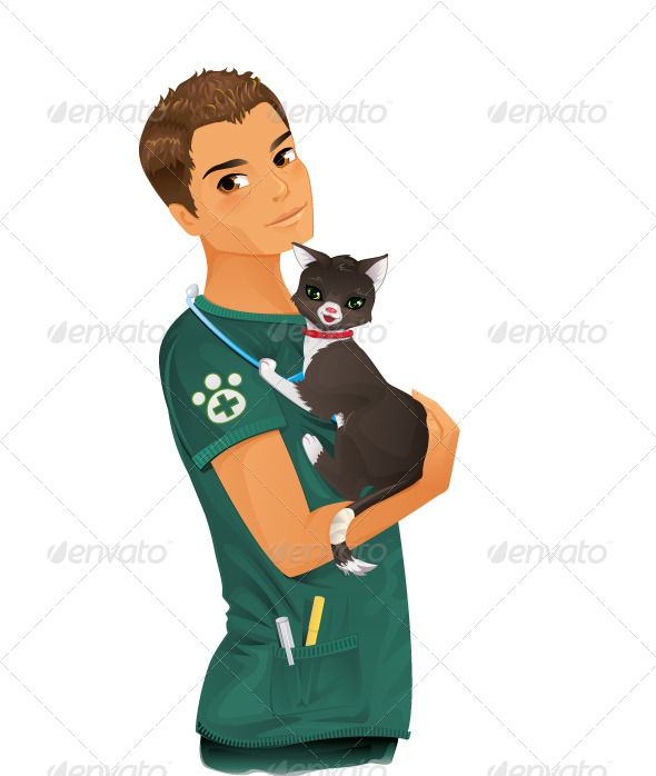 GraphicRiver Veterinary 5741532