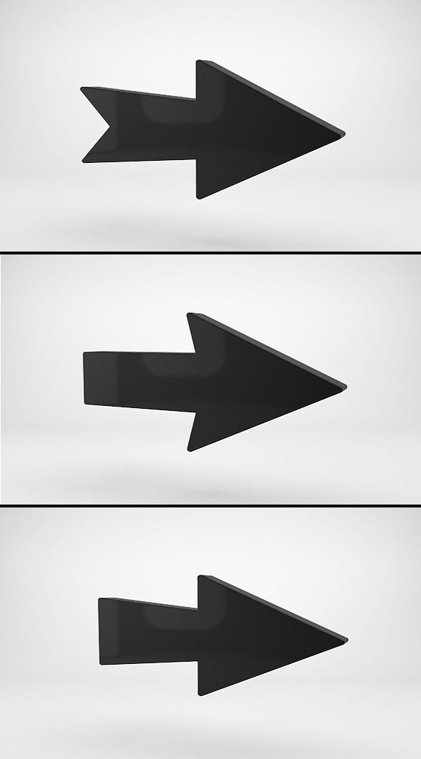3DOcean Arrows 5741792