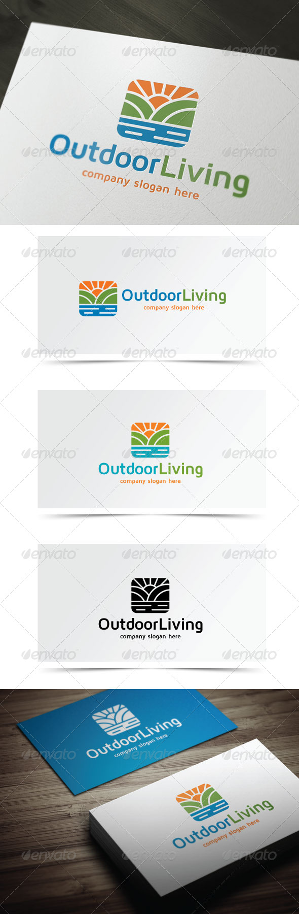 GraphicRiver Outdoor Living 5741811