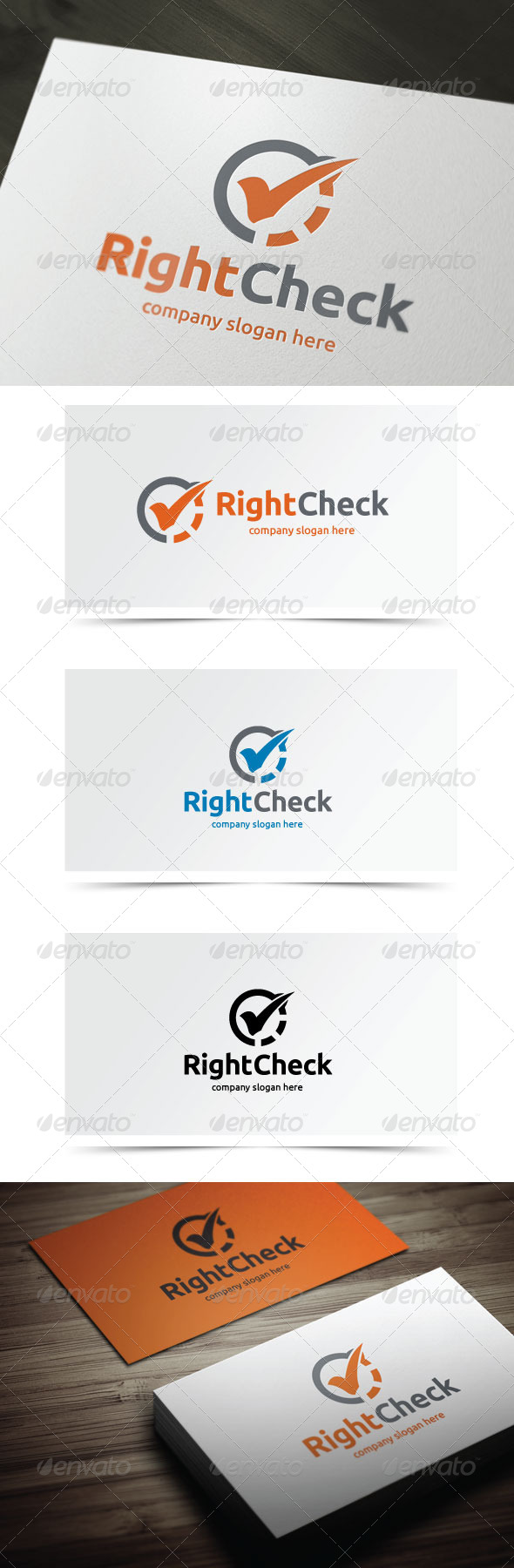 GraphicRiver Right Check 5741855
