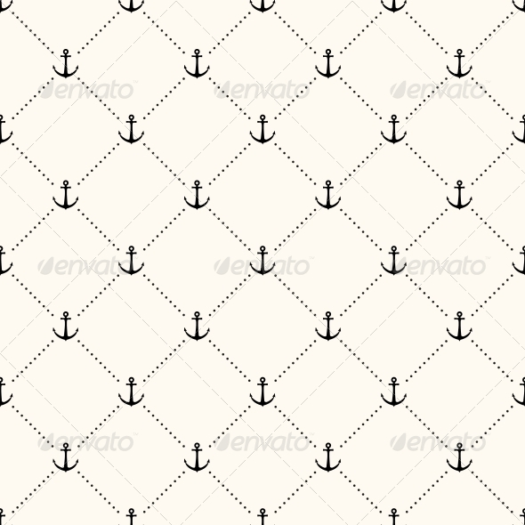 GraphicRiver Vector Seamless Retro Pattern 5742789