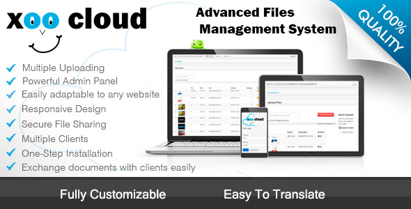 Simple and Secure Documents Management System  (Project Management Tools) images