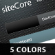 SiteCore Admin Skin - ThemeForest Item for Sale