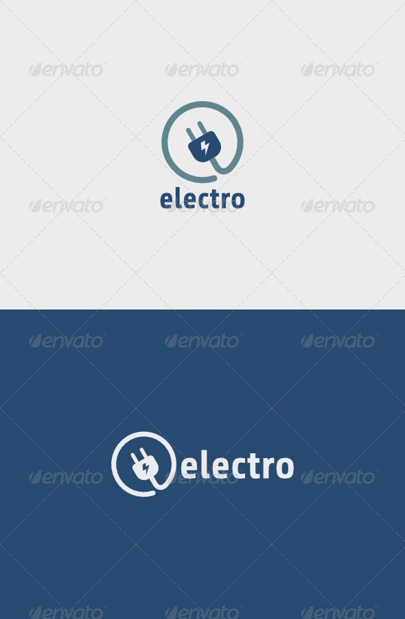 GraphicRiver Electro Logo 5743233