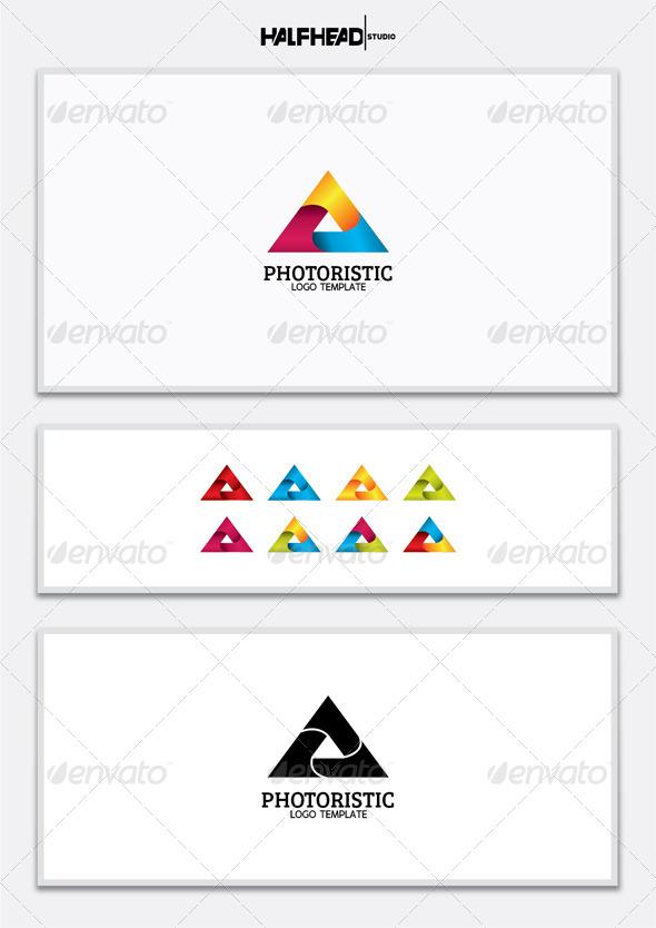 GraphicRiver Photoristic Logo Template 5744156