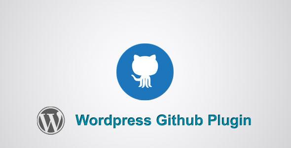 CodeCanyon Wordpress Github Plugin 5744244