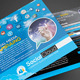 Social Media Tri-fold Business Brochure - GraphicRiver Item for Sale