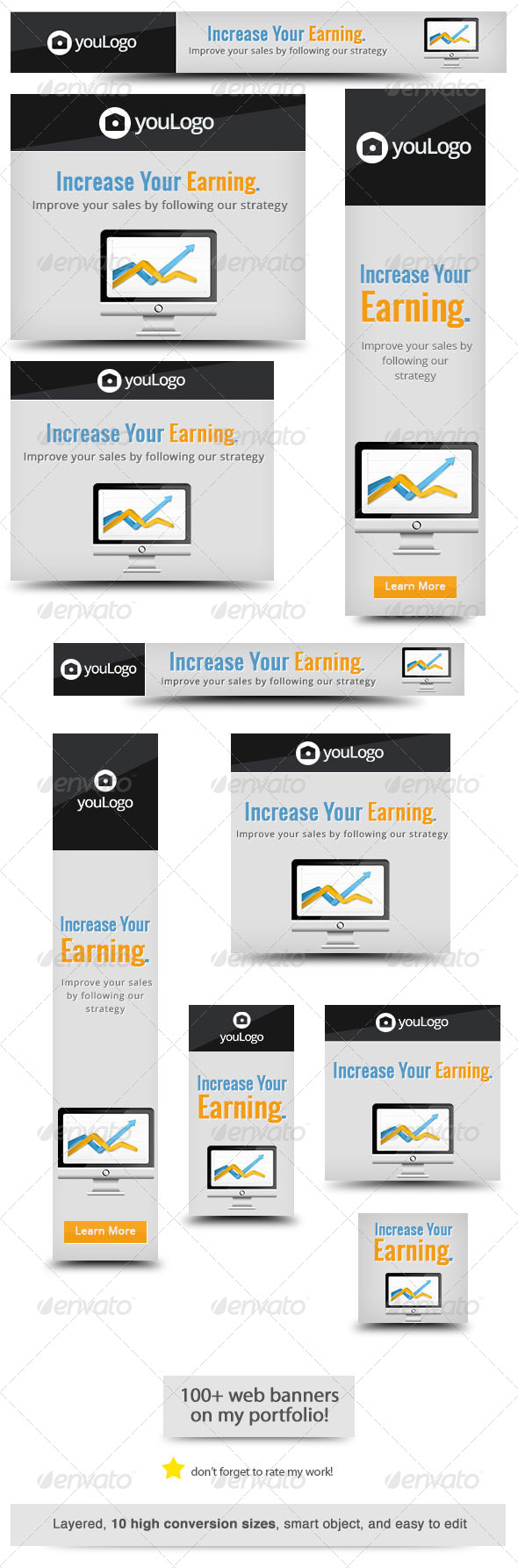 GraphicRiver Corporate Web Banner Design Template 26 5744437
