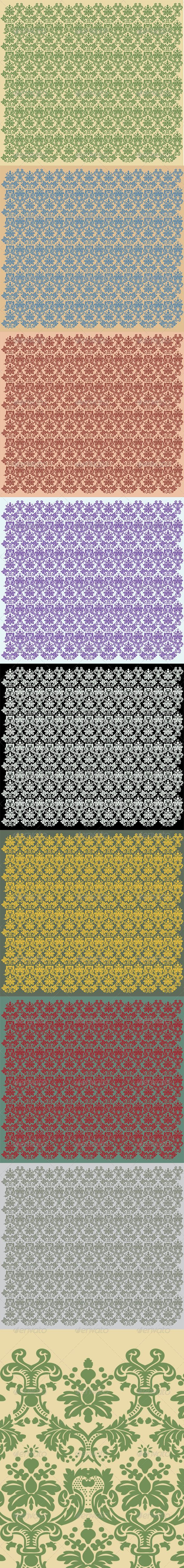 GraphicRiver Pattern 5607169