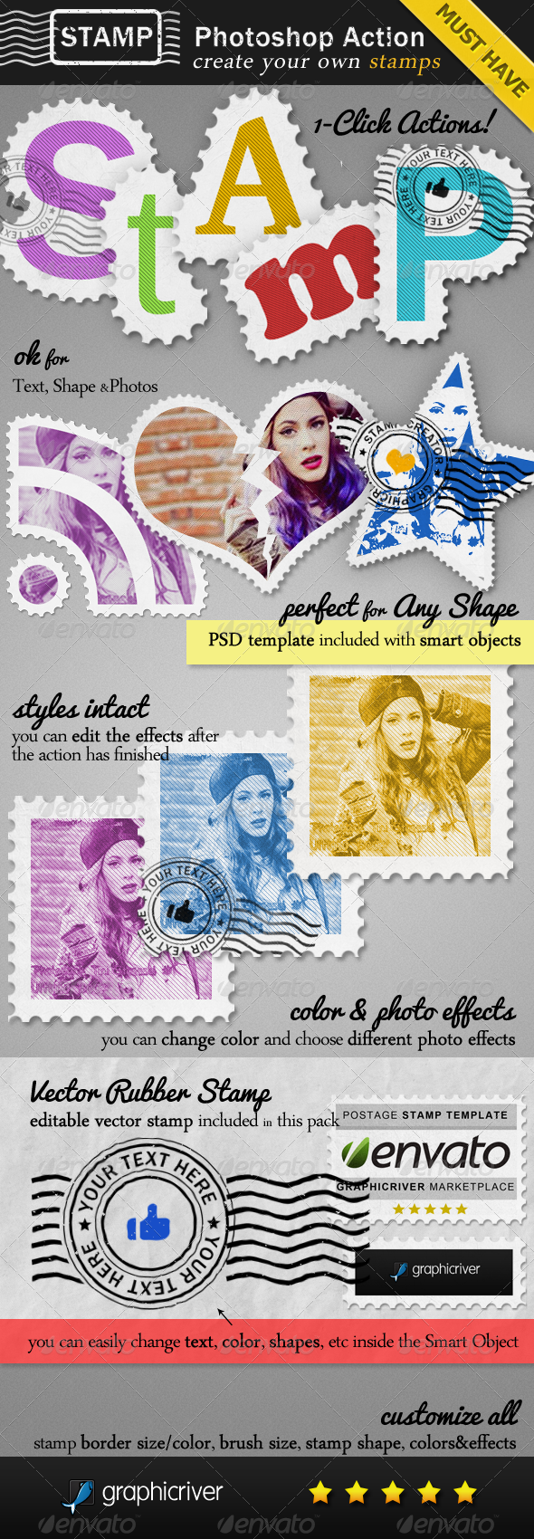 GraphicRiver Stamp Creator 5745750