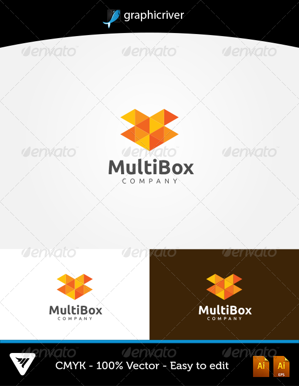 GraphicRiver MultiBox Logo 5746524