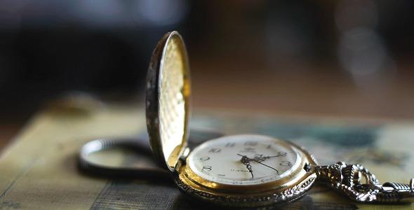 Pocket Watch 8