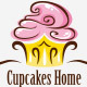 Cupcake Home Logo - GraphicRiver Item for Sale