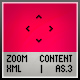 AS3 XML ZOOM CONTENT - ActiveDen Item for Sale