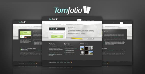 Tornfolio