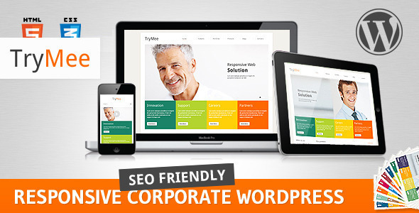 TryMee - Premium responsive corporate theme - Business Corporate