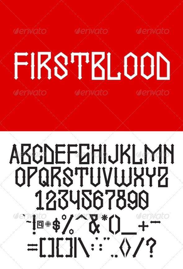 GraphicRiver GL Firstblood 5710751