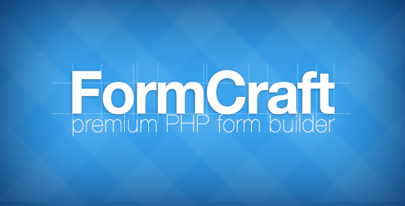 CodeCanyon FormCraft Premium PHP Form Builder 5752708