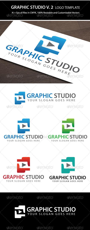 GraphicRiver Exclusive 4 Colors Graphic Studio V.2 5752860