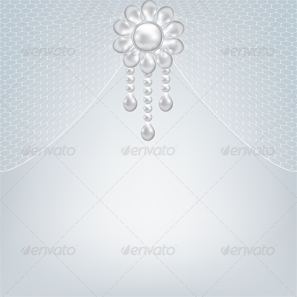 GraphicRiver Pearl Jewelry and Lace 5753122
