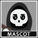 Grim Reaper Mascot - GraphicRiver Item for Sale