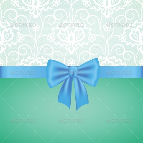 Template for Wedding, Invitation or Greeting Card ...
