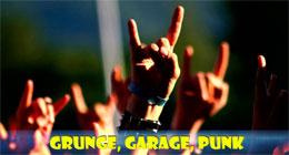 Grunge Garage Punk