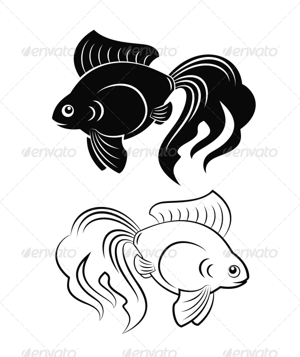 GraphicRiver Goldfish 5754405