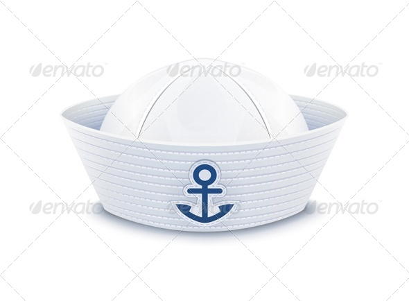 GraphicRiver Sailor Cap 5754967