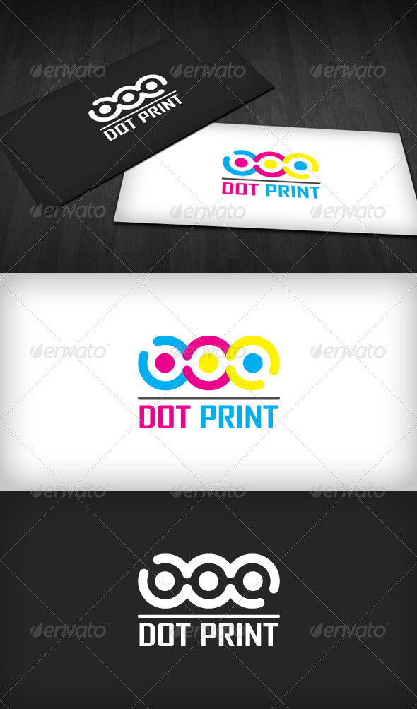 Printing House Logo - Symbols Logo Templates