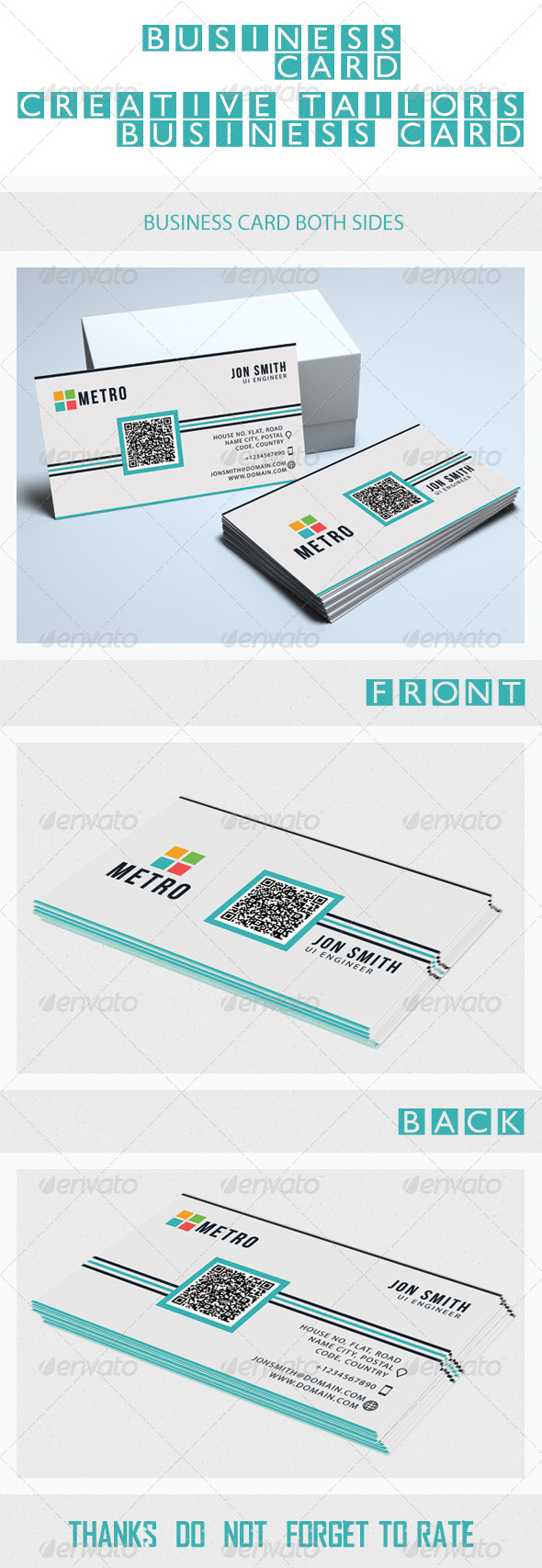 GraphicRiver Creative Business Card 5635935