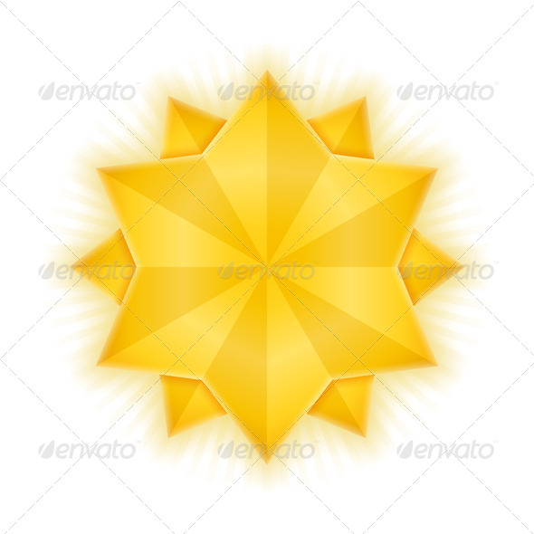 GraphicRiver Golden Star 5755845