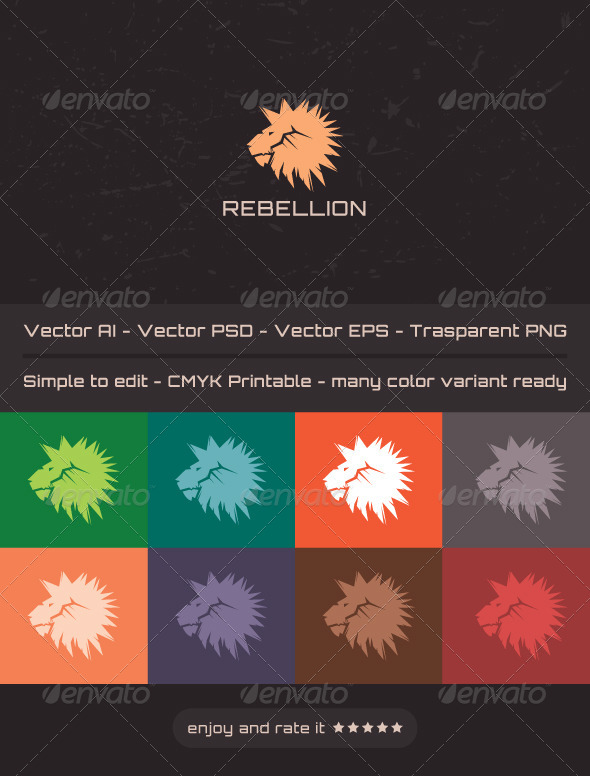 GraphicRiver Rebellion 5756219