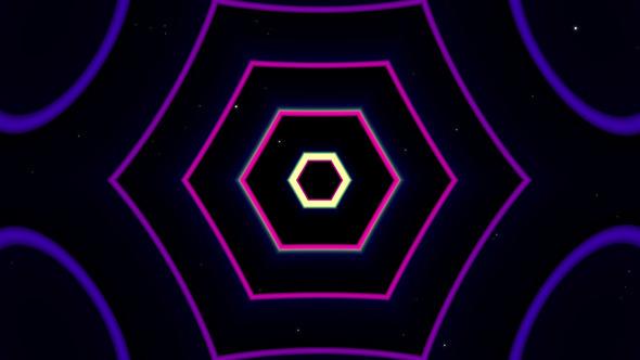 Hexagon Transition