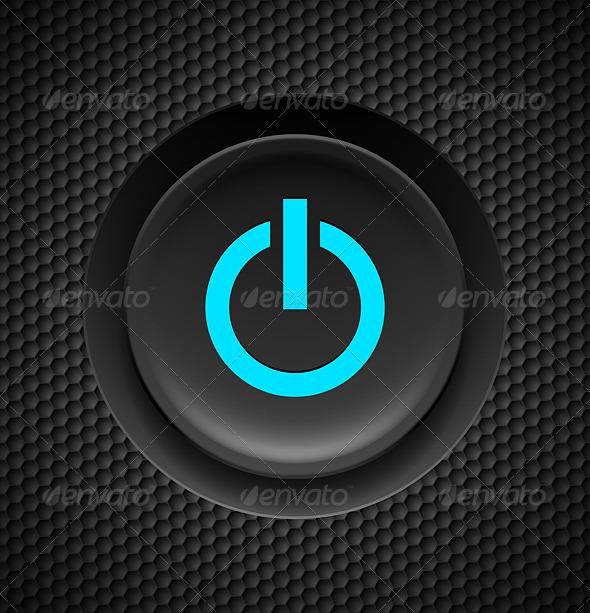 GraphicRiver Power button 5757446