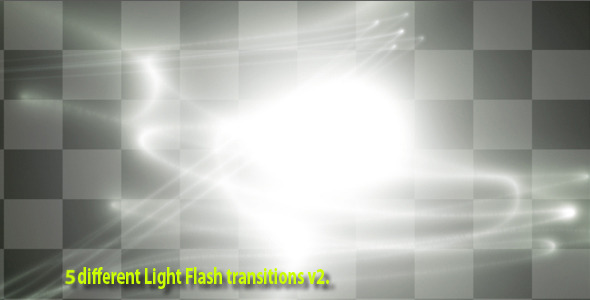 Light Flash Transitions V2