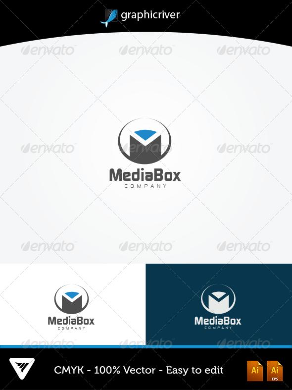 GraphicRiver MediaBox Logo 5758343
