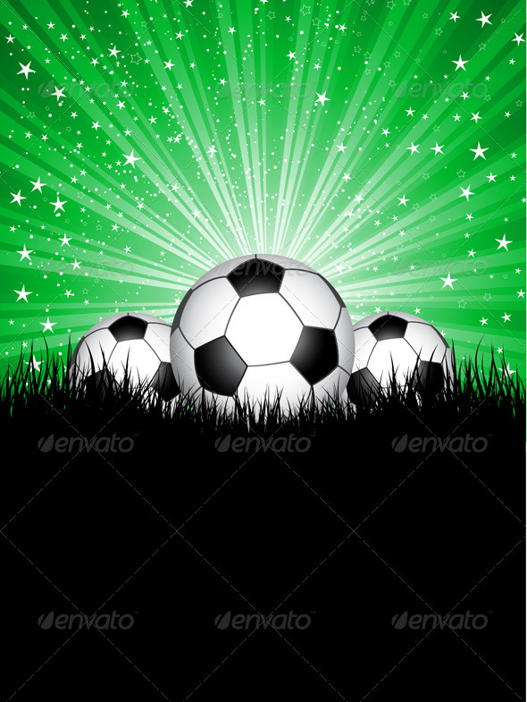 Football Background Graphicriver